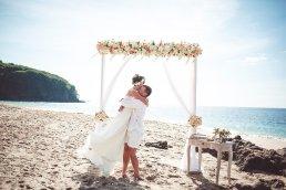 бали свадьба на пляже
